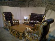 Kursi Tamu Mewah Raffi Ahmad