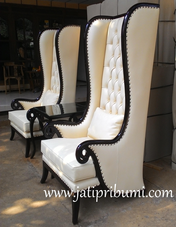 Set Kursi Sofa Terbaru Model Elang Murah Jati Pribumi Gambar