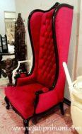 Kursi Sofa Elang Ukir