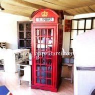 Lemari Box Telephone