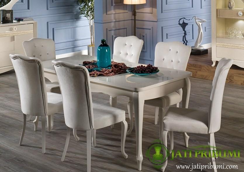 meja makan minimalis model terbaru 2016