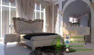 Set Tempat Tidur Ukiran Model Terbaru