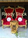 Set Kursi Syahrini Ready Stock