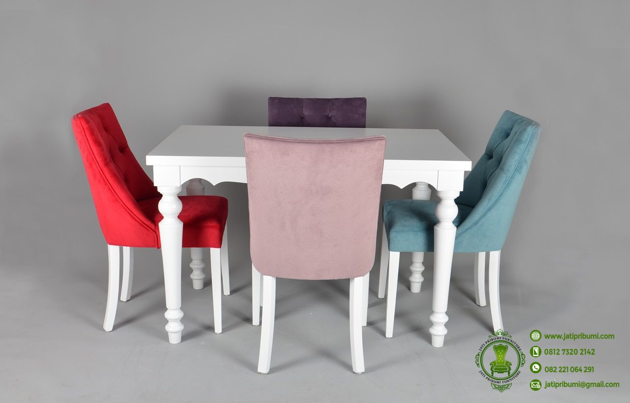 Model Meja Makan Minimalis Di Ruang Makan