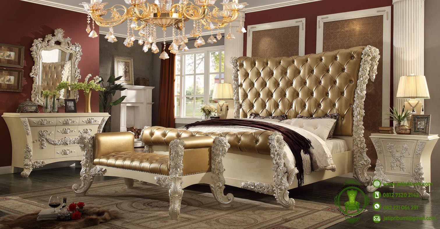 21 desain kamar tidur klasik terbaru jati pribumi