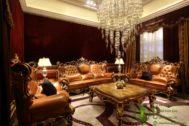 Harga Kursi Tamu Mewah Model Istana Presiden