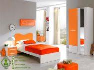 Kamar Set Anak Laki Laki Orange