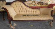 Sofa Ukir Lengkung