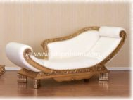 Sofa Gold Leaf