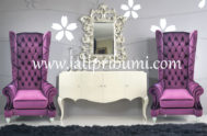 Set Kursi Wing Luxury
