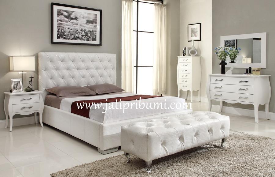 Set Tempat Tidur Minimalis Modern Jpg