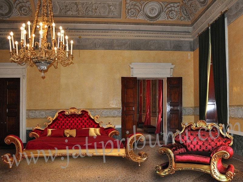 set tempat tidur raja 1