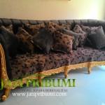 Sofa Mewah Ukir Safir