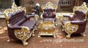 Sofa Kursi Tamu Ukir Bellagio
