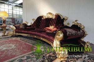 Sofa Ukir Mewah Jackson