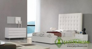 Set Tempat Tidur Minimalis Bianca