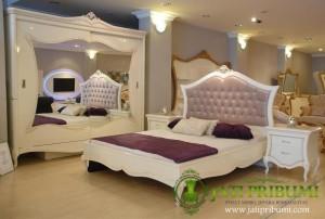 Set Tempat Tidur Minimalis Viona