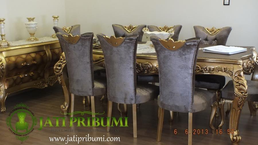 meja makan ukiran terbaru orsolya