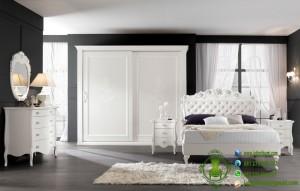 Kamar Set Tempat Tidur Ukiran Model Terbaru