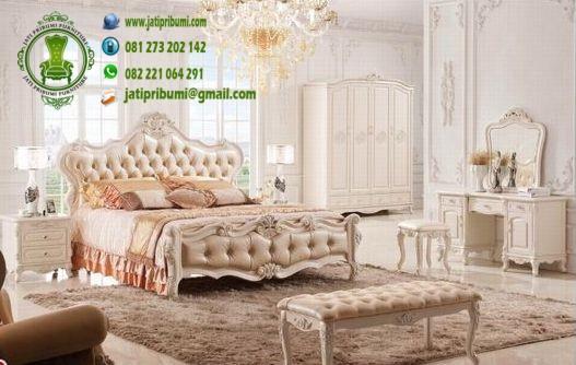 kamar set ukiran jepara model terbaru harga murah desain mewah dan berkualitas