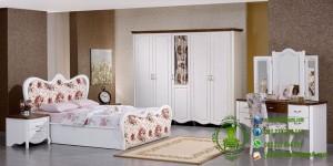 Set Tempat Tidur Cantik Model Terbaru