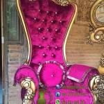 Kursi Princess Syahrini Model Terbaru