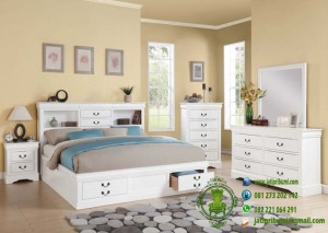 Set Tempat Tidur Minimalis Philippe