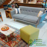 Sofa Retro 2 Seater Jati