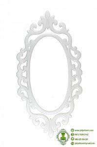 Cermin Ukiran Model Minimalis