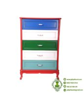 Drawer Minimalis Warna Warni