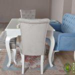 Meja Makan Minimalis Putih Model Terbaru