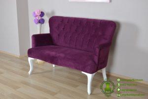 Sofa Cantik Minimalis 2 Seater