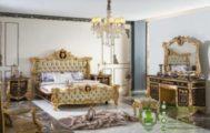 Set Tempat Tidur Klasik Ukir Jepara