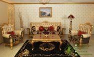 Kursi Tamu Klasik Rumah Mewah