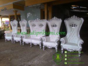 Kursi Pelaminan Princess Kualitas Premium