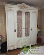 Jual Lemari Baju Klasik 4 Pintu