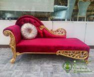 Jual Sofa Mewah Emas