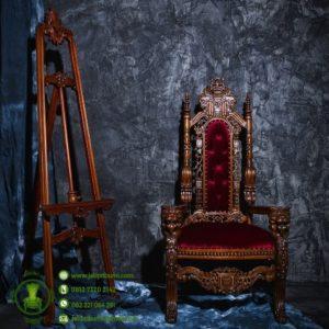 Jual Kursi Raja Klasik