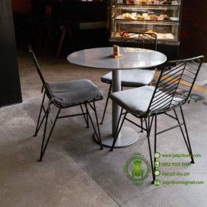 Jual Meja Kursi Besi Untuk Cafe