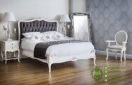 Set Kamar Klasik Warna Putih